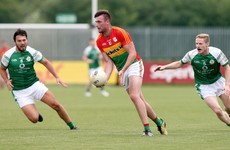 Carlow march on in the qualifiers as they scrape by in close Ruislip battle