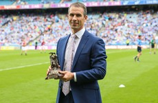 Dessie Dolan inducted into Leinster GAA Hall of Fame