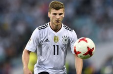 The curious case of Germany's next striking phenomenon and his own fans who jeer him