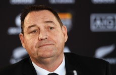 Hansen hits back at 'desperate, predictable' Gatland over Murray accusation