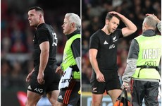 All Blacks set for changes as Crotty and Smith likely to miss Test two