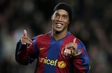 Quinton Fortune blames the rain for Ronaldinho's decision to choose Barca over Man Utd