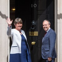 No mention of the Irish border in DUP's Tory deal