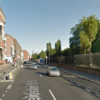 Thief escaped by taxi after threatening shop staff with knife