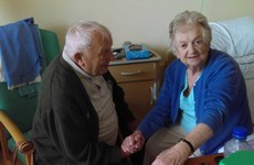 Elderly couple married for 63 years separated as one is rejected for nursing home care
