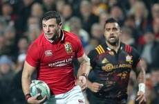 'Stand out, play well and you will be looked at': Henshaw knows Test door is far from shut