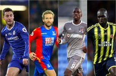 Hazard, Cabaye, Demba Ba and Moussa Sow team up to launch new club in San Diego