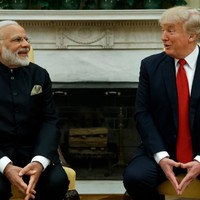 Trump hosts 'true friend' Modi for first one-on-one at White House