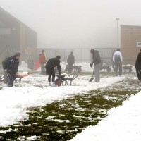 London-Fermanagh match called off due to snow