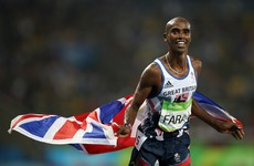No regrets as Mo Farah calls time on track racing career