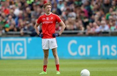 Louth's Ryan Burns handed 12-week suspension for hitting an umpire with a football