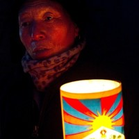 Three Tibetan monks set themselves on fire in protest - report