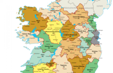 Dublin Central will gain a TD, Laois and Offaly will lose one under new constituency boundaries