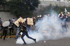Man stole police helicopter to hurl grenades at Supreme Court, Venezuela says