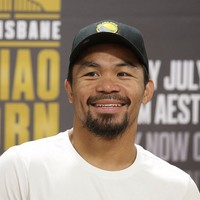 Manny Pacquiao says Conor McGregor won't land 'a meaningful punch' against Floyd Mayweather