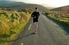 This Irish man is running 24 marathons in 24 days