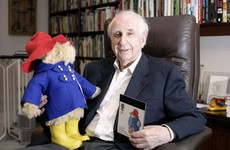 The man who created Paddington Bear has died