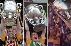 Quiz: Can you recognise these Leinster senior hurling winning captains?