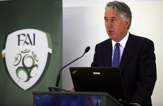 'I know what I'd give but I'd be slightly biased' - Delaney calls for leniency from Fifa