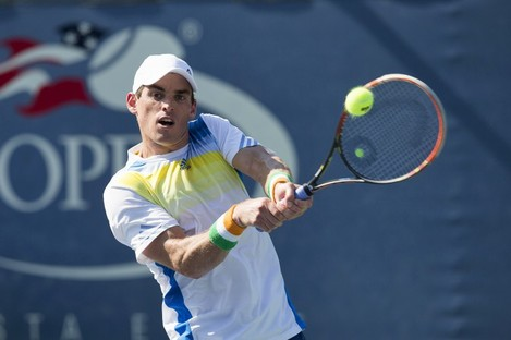 McGee reached the main draw at the US Open back in 2014 (file pic).
