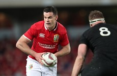 Sexton starts second Test as Lions drop POM for Warburton