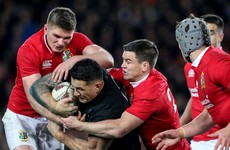 Pairing up Sexton and Farrell is a bold call from Warren Gatland