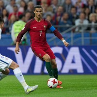 Ronaldo leaves Confederations Cup after the birth of twin boys