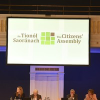 Citizens' Assembly publishes additional recommendations on the Eighth Amendment