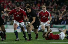 15 thoughts after re-watching that glorious All Blacks 2nd Test win over the Lions in '05