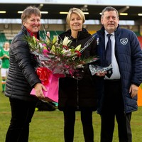 Delaney promises to grow women's football as FAI makes historic appointment
