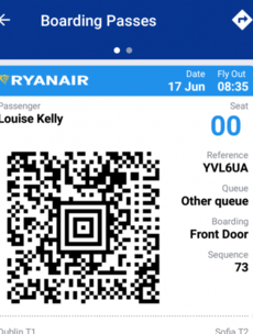 Ryanair denies splitting up families on flights, but customers are not happy