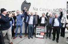 'People have risen and won't be put back in their box': Jobstown supporters hail a political victory