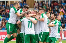 Goals in each half give Cork City valuable away win in Europa League opener