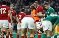 'Tbowe time' and other phenomena: how Twitter reacted to Ireland v Wales