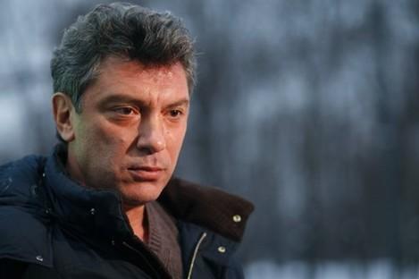 File photo of Boris Nemtsov