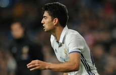 Zinedine Zidane's son leaves Real Madrid