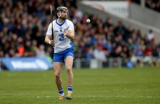 Darragh Fives drafted into the Waterford side to face Offaly