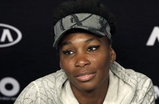 Tennis star Venus Williams 'at fault' in fatal car crash, police say