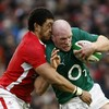 Player reaction: it came down to two mistakes, admits Paul O'Connell