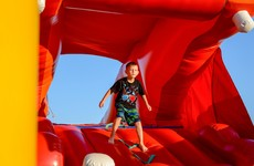 Inspector says 'an awful lot' of bouncy castles haven't been safety-checked