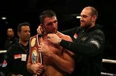 Hughie Fury to fight Joseph Parker for WBO World heavyweight title