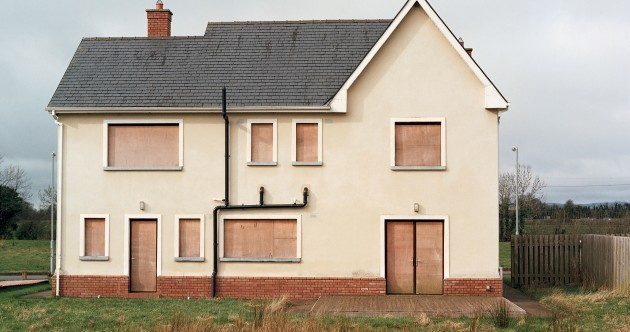 An Irish photographer spent a year taking photos of ghost estates