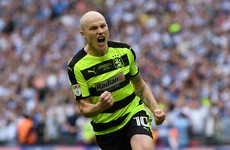 Premier League newcomers Huddersfield spend club record fee on Man City midfielder