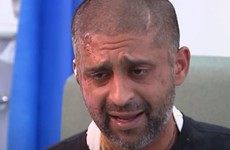 'If this was a white person .. It'd be all over the news': Muslim acid attack victim speaks out
