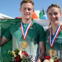 Coyle and Lanigan O'Keeffe awarded World Championship bronze two years after event