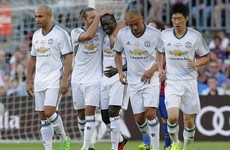 Manchester United roll the years back in Barcelona as Yorke, Blomqvist and Poborsky all star