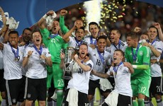 Germany's young guns stun favourites Spain to edge Euro U21 crown