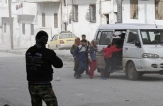 More deaths as shelling continues in Syrian city of Homs