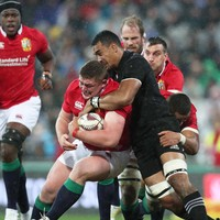 As it happened: New Zealand v The Lions, second Test