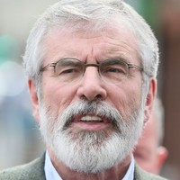 Gerry Adams doesn't think power-sharing deal will be reached by Monday